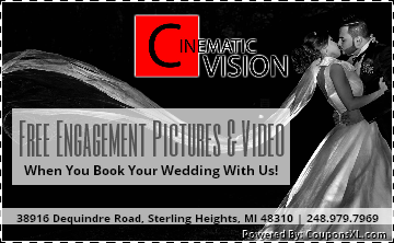 Cinematic Vision Coupon Sterling Heights MI